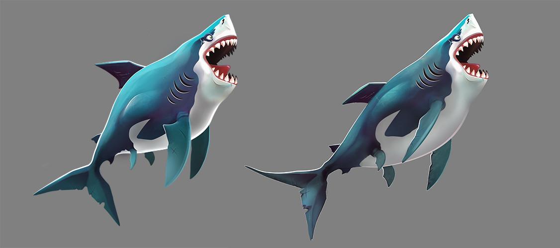 Jonathan Lam Hungry Shark World Feature Asset