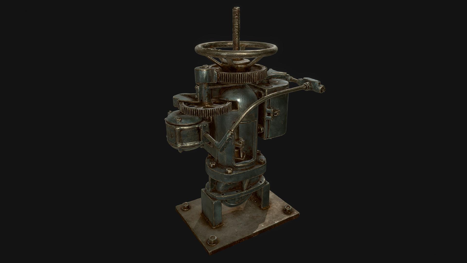 Robert max ramirez valve2