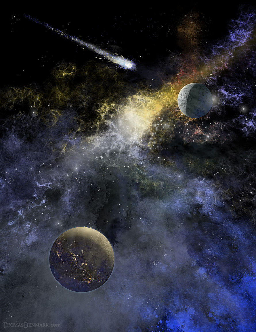 End Times in the Deneb System