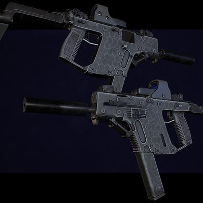 Chris arnold asset kriss vector