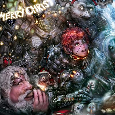 Julian tan lostchristmas