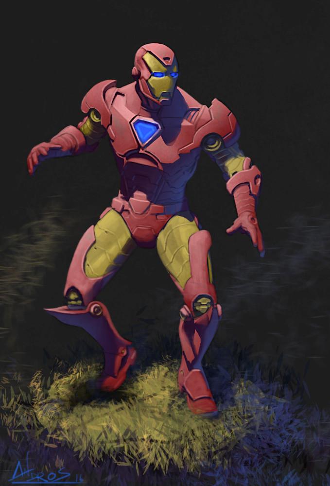 iron man practice
