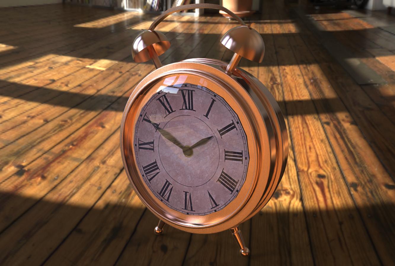 Rajesh sawant old clock 1