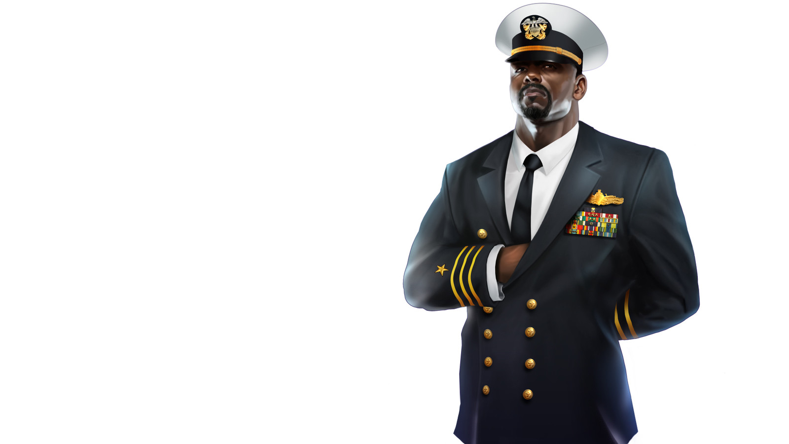 U.S. - Navy Commander
