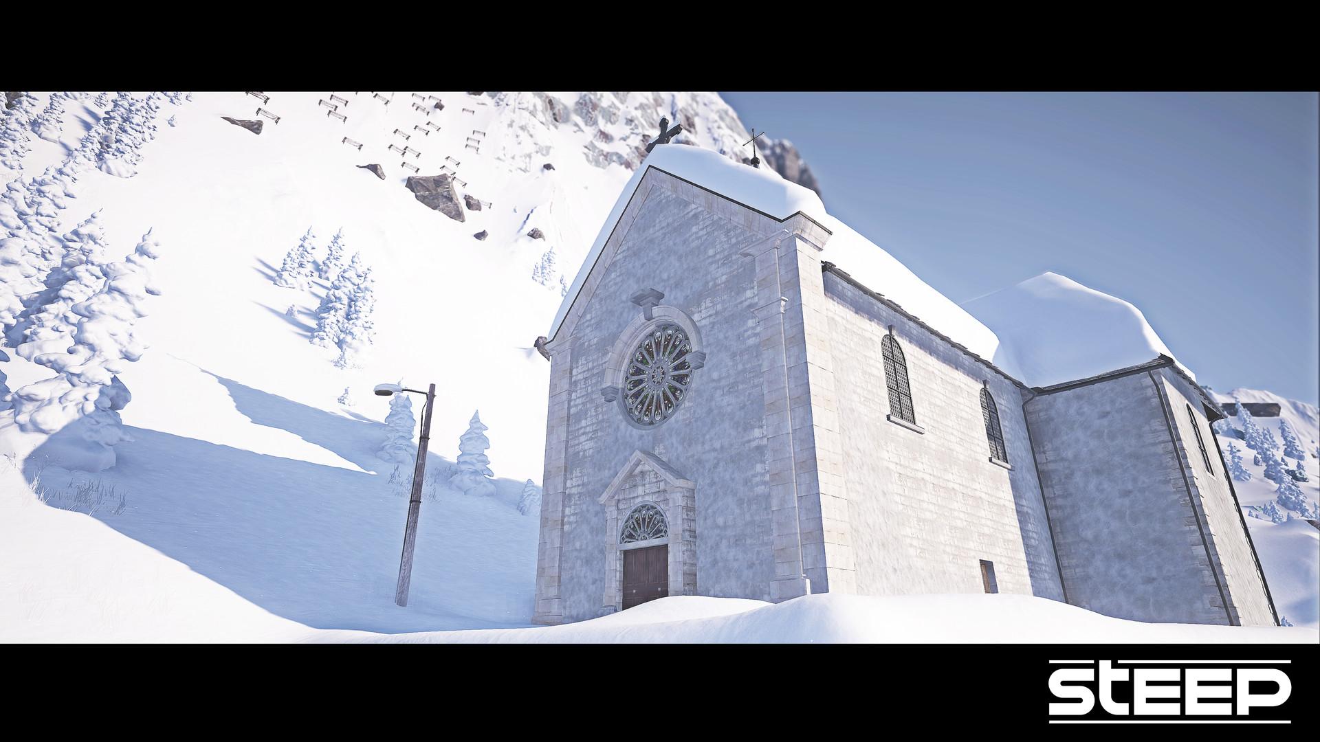 Julien debono church02