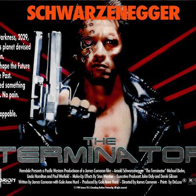 Paul butcher terminator flat partb