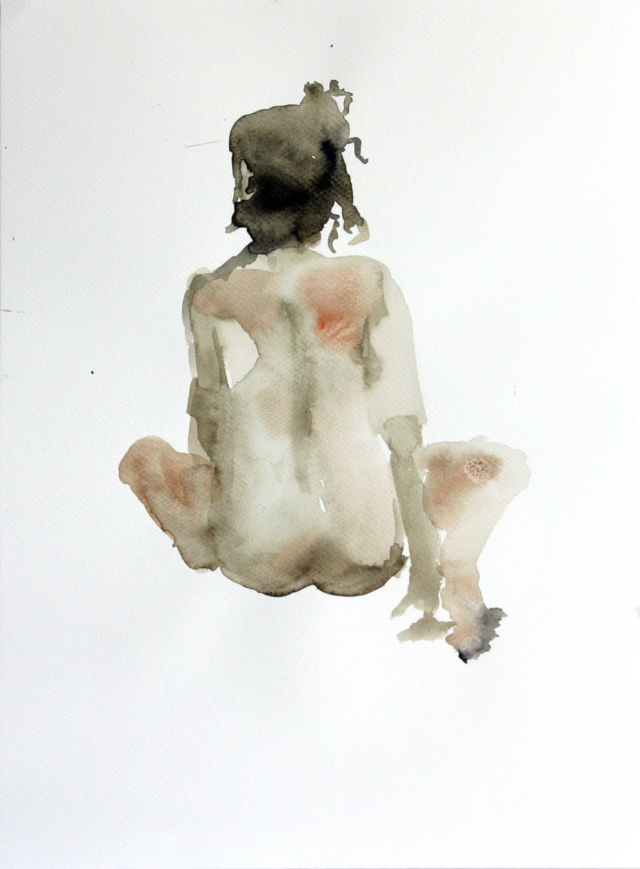 Daria schreiber nude sitting by yefimia d5all6t
