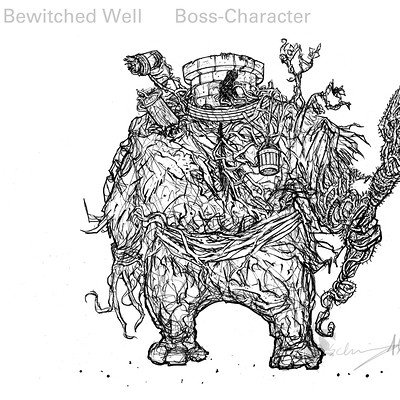 David schmelling bewitchedwell b