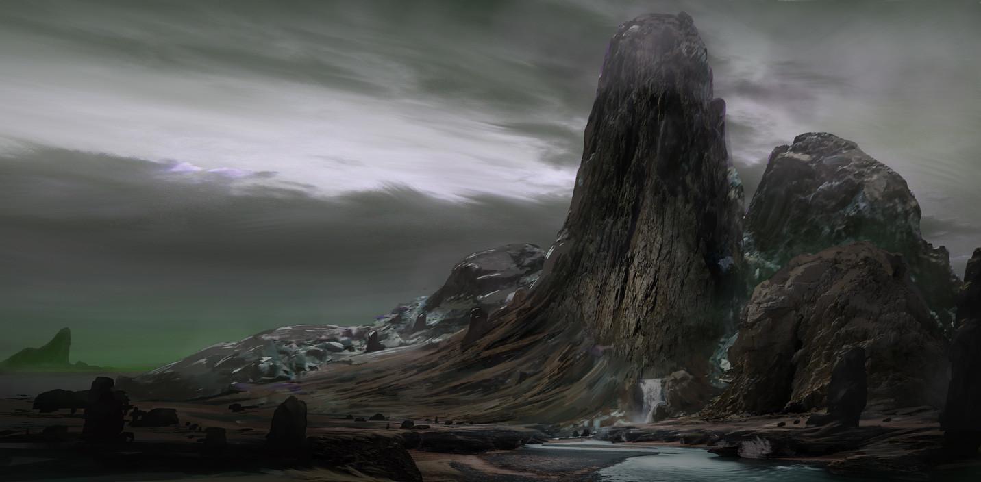 Eternal Realm Landscape