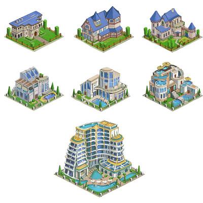 Yuriy svalov residentional buildings