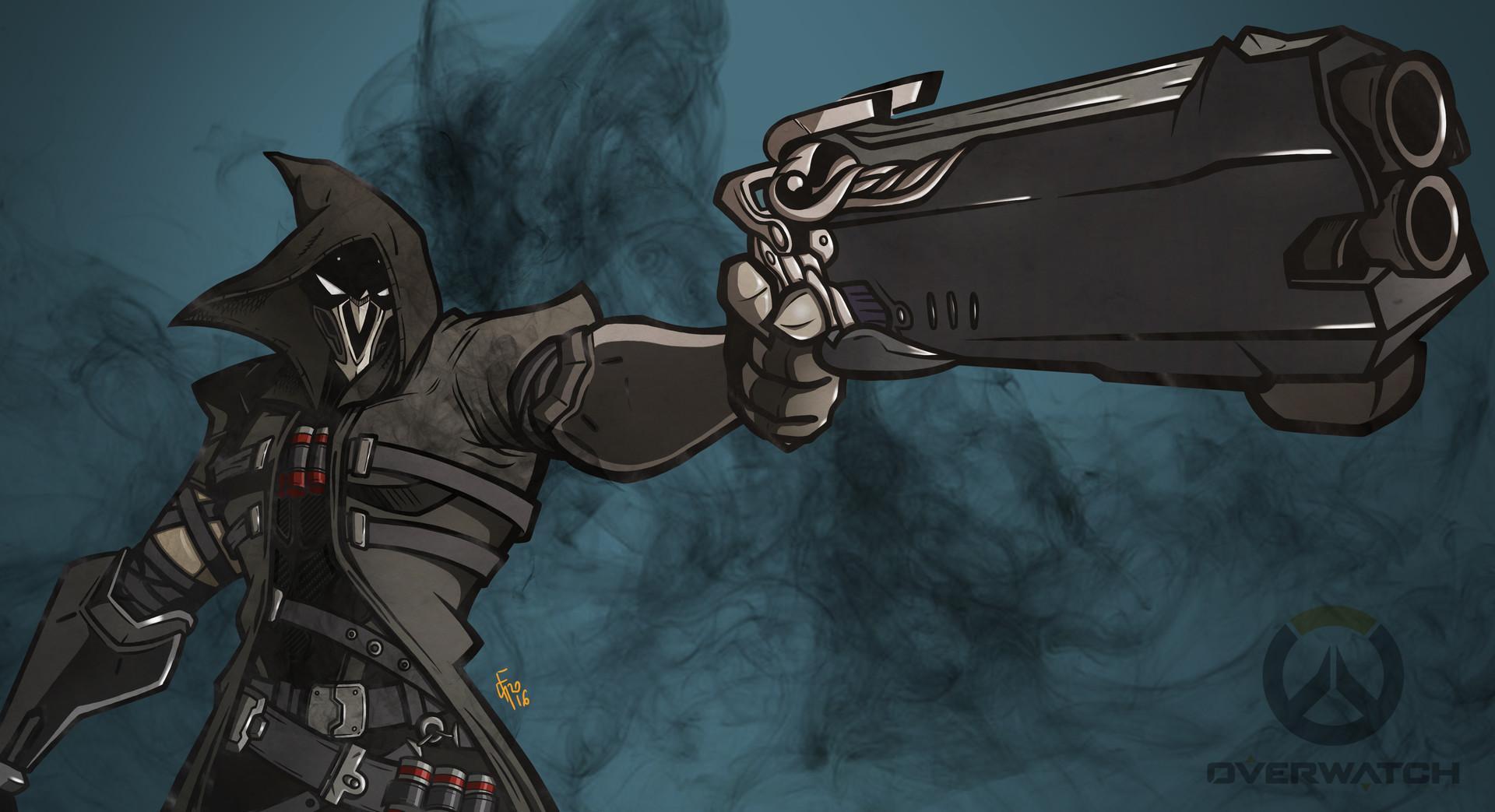 Giulio fanfoni reaper