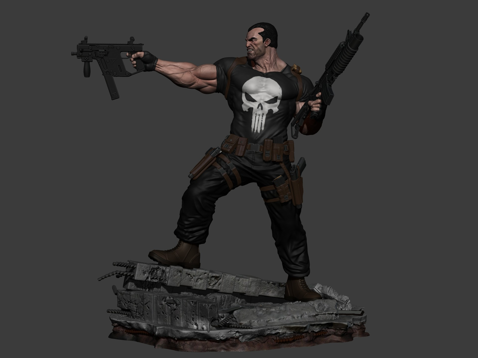 Franco carlesimo punisher prev 001