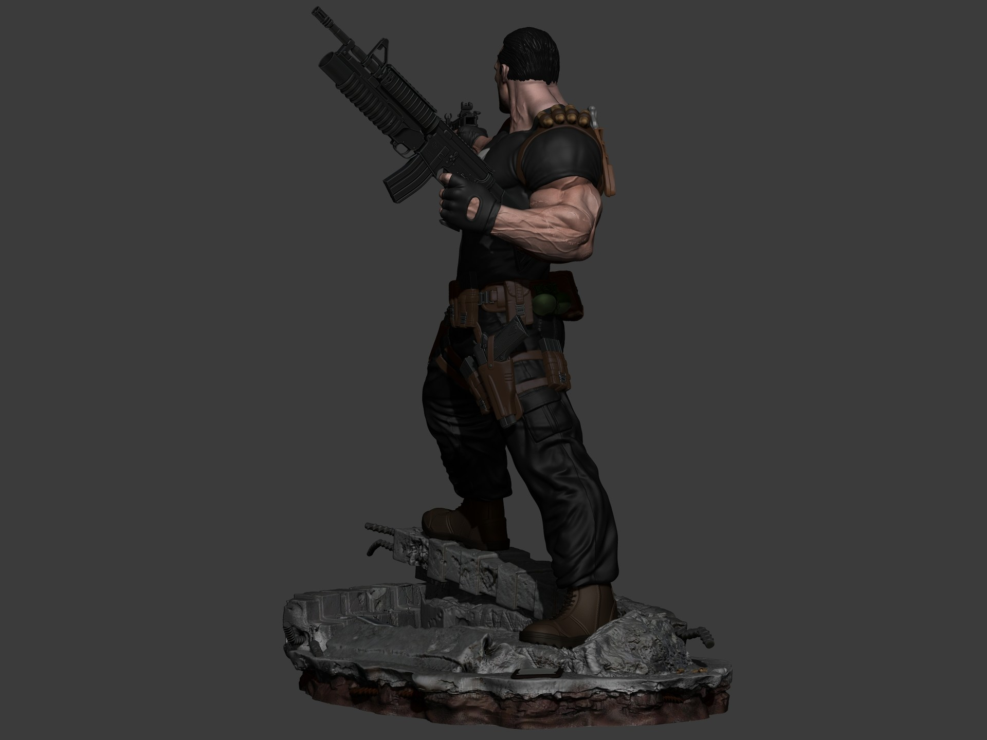 Franco carlesimo punisher prev 007