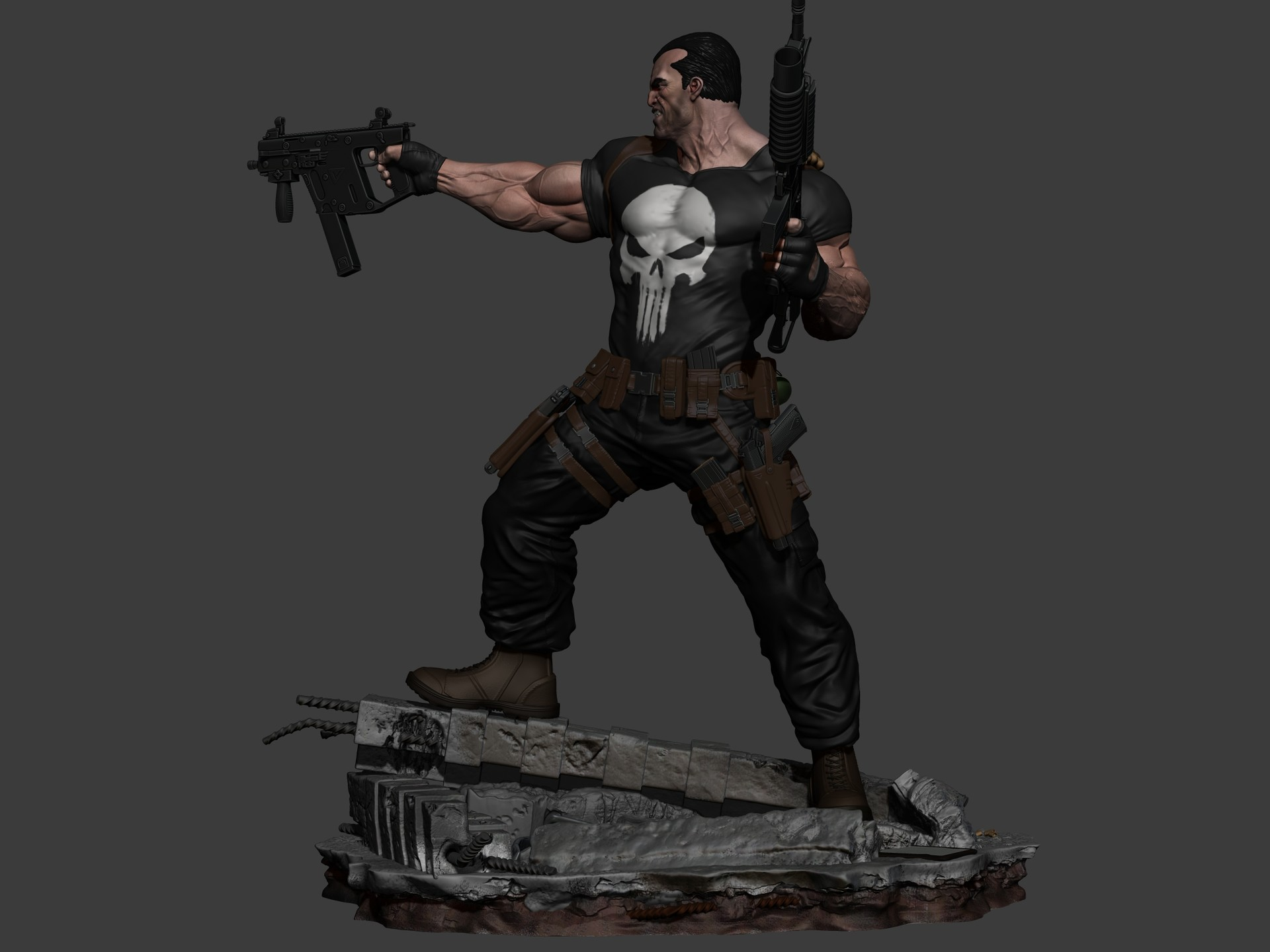 Franco carlesimo punisher prev 008
