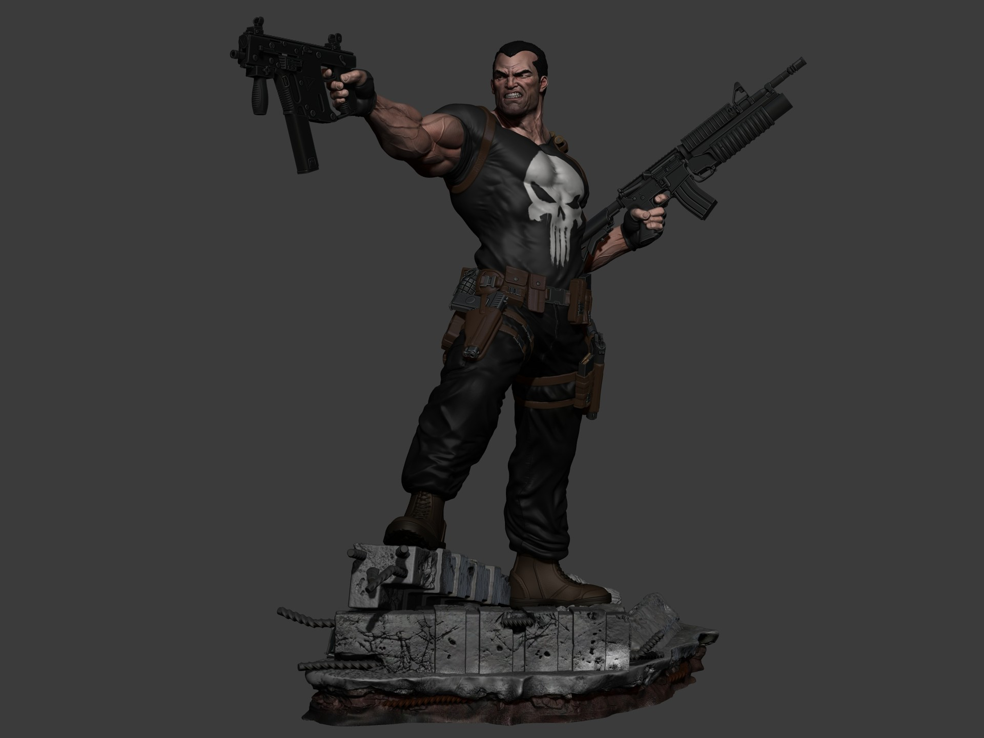 Franco carlesimo punisher prev 002