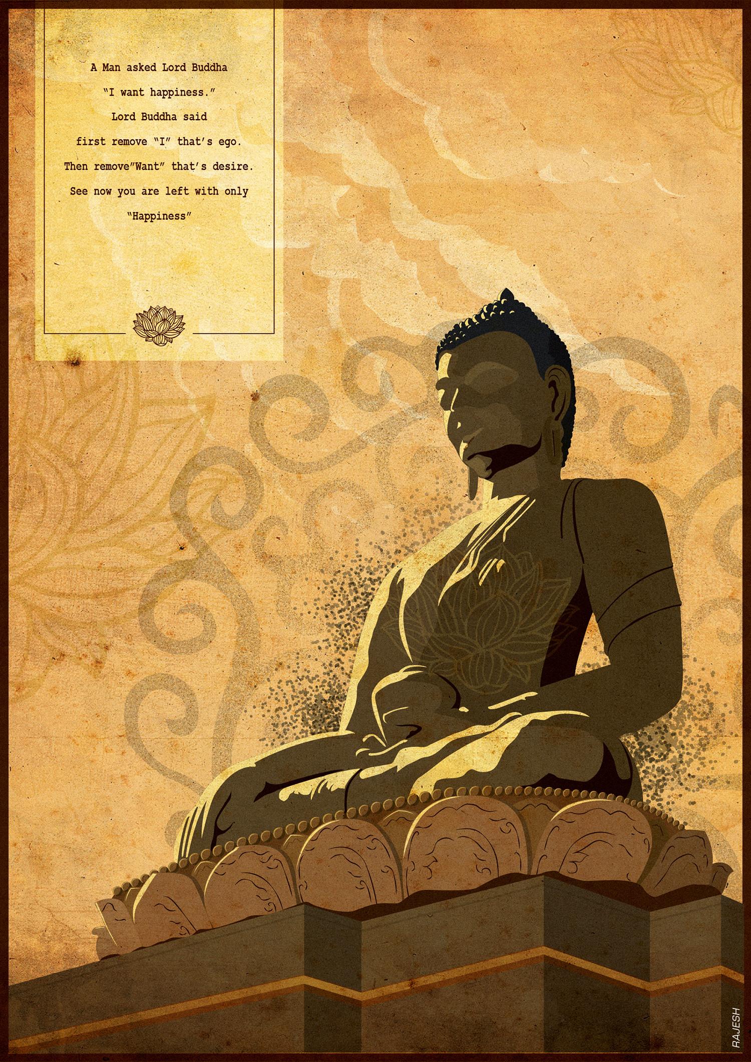 Rajesh sawant bhutan buddha 01