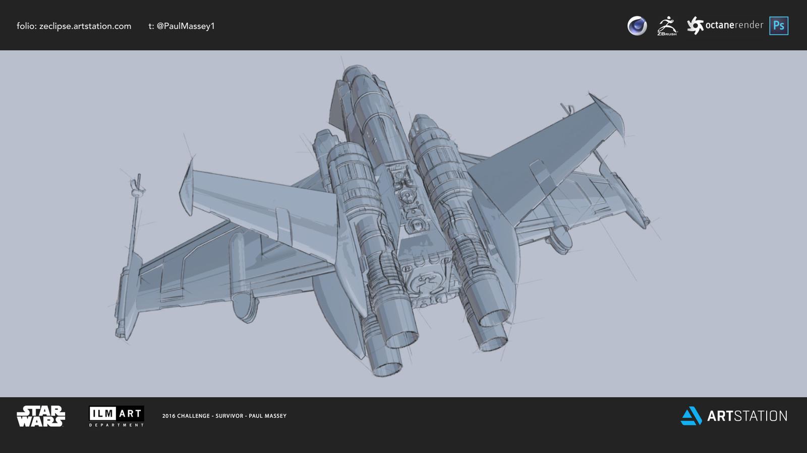 Incom T-42 Concept