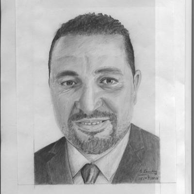 Landry sanou portrait 03