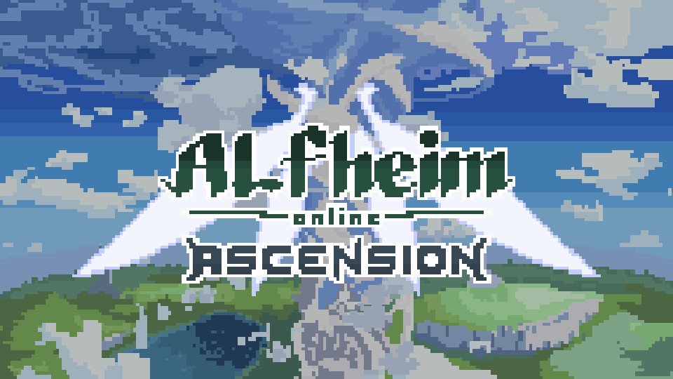 ALfheim Online Ascension - Unity Pixel Art Game Project