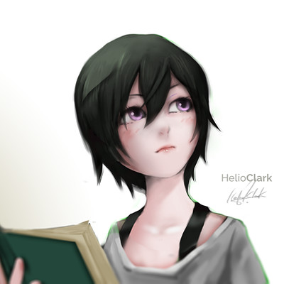 Helio clark ritsu kawaii
