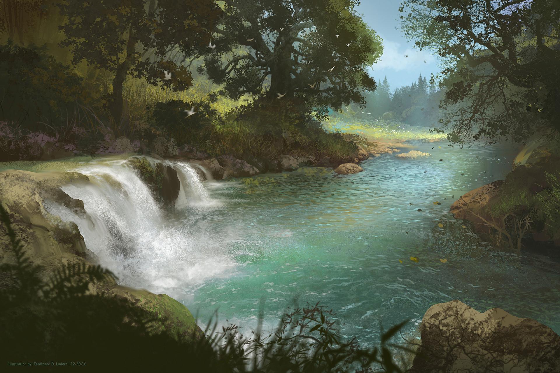 Ferdinand ladera stream2k