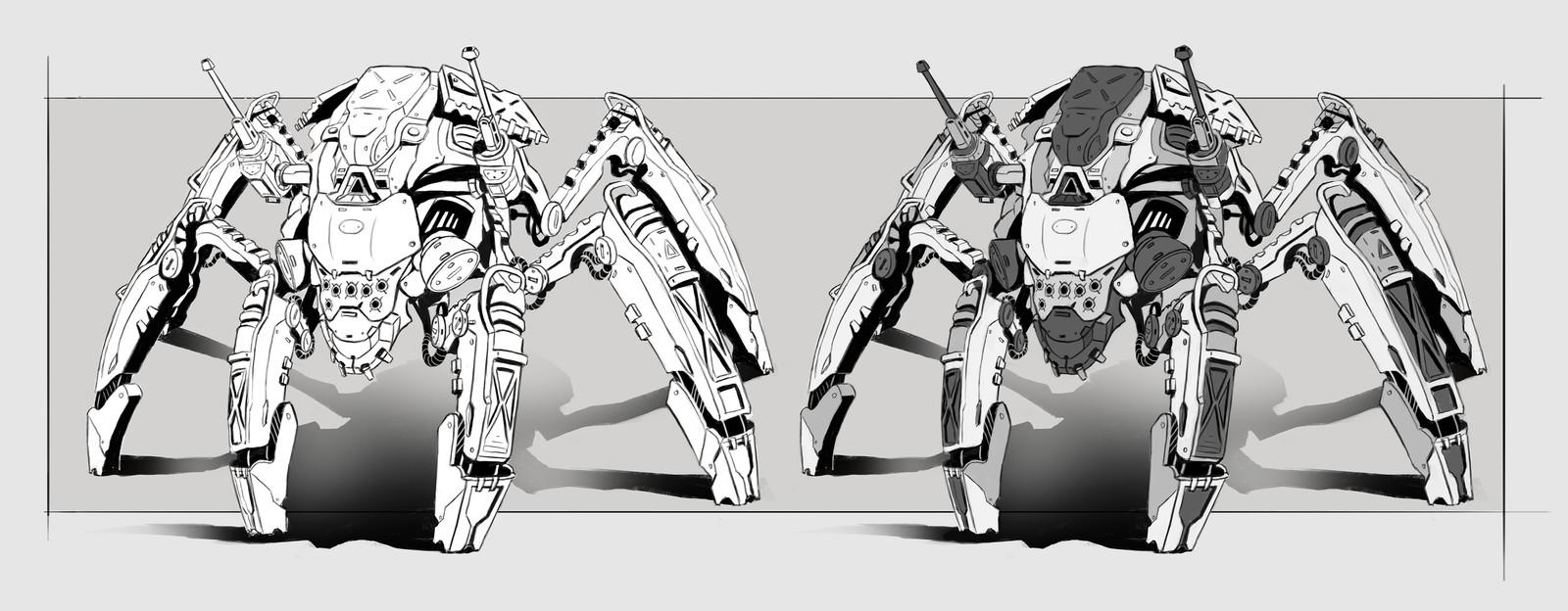 Feral Robots