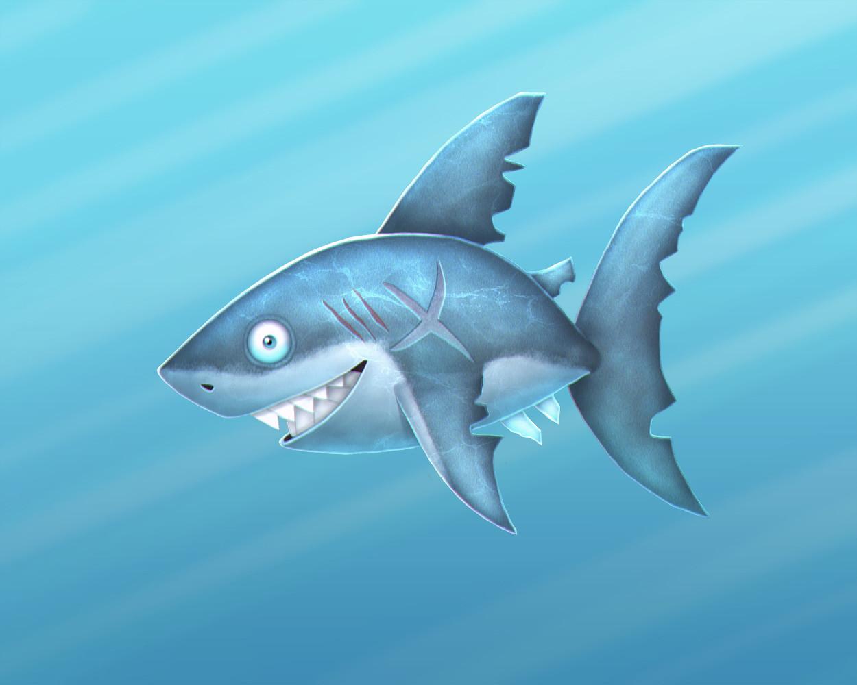 Jose samaniego shark final concept