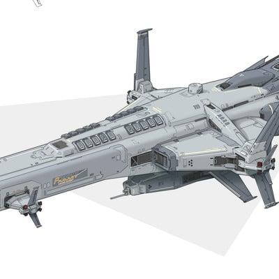 Z pz spaceship