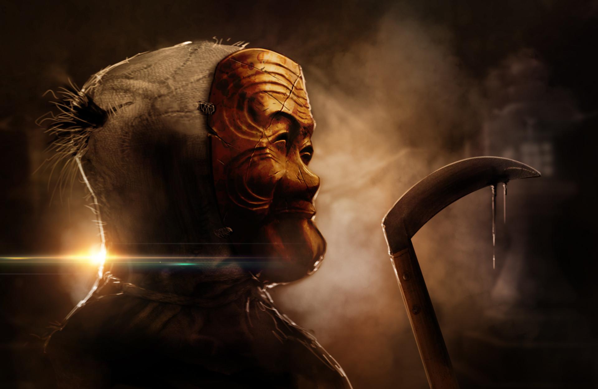 Adam milicevic tatari mask 1