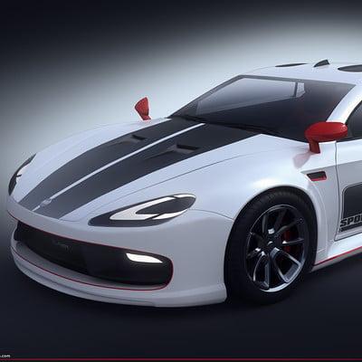 Encho enchev car concept1