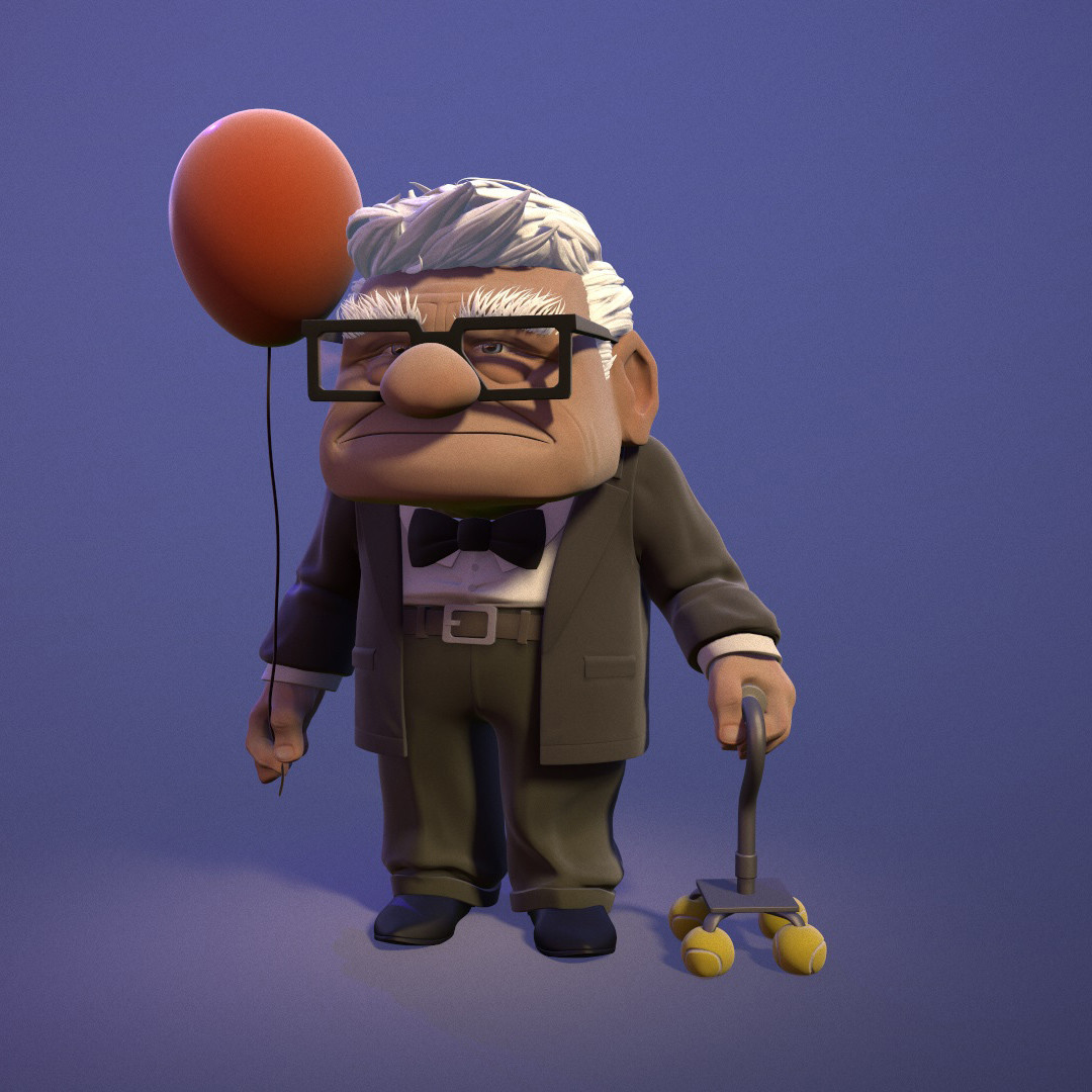 Up Fanart