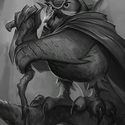 Ryan harasym owl mage