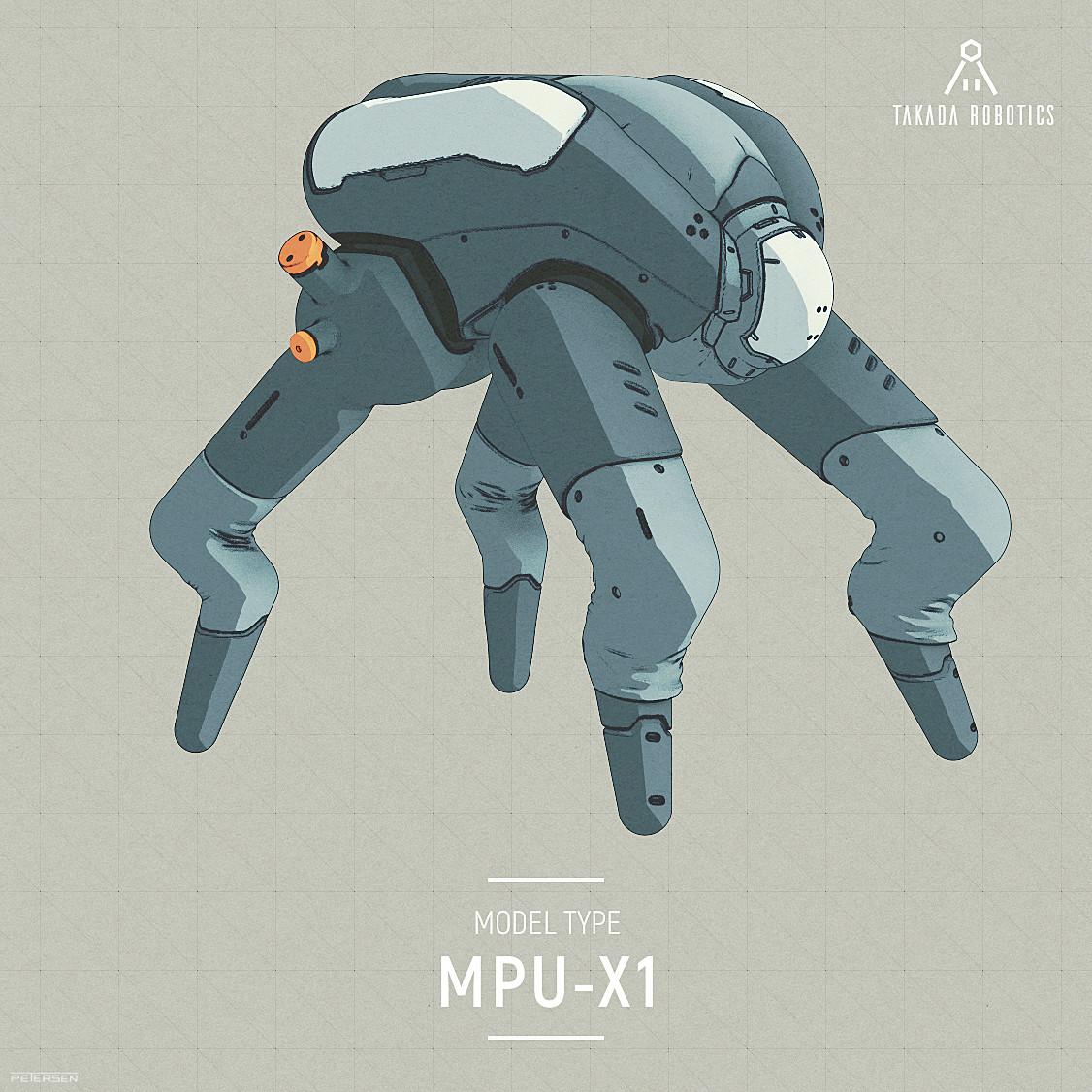 The MPU-X1