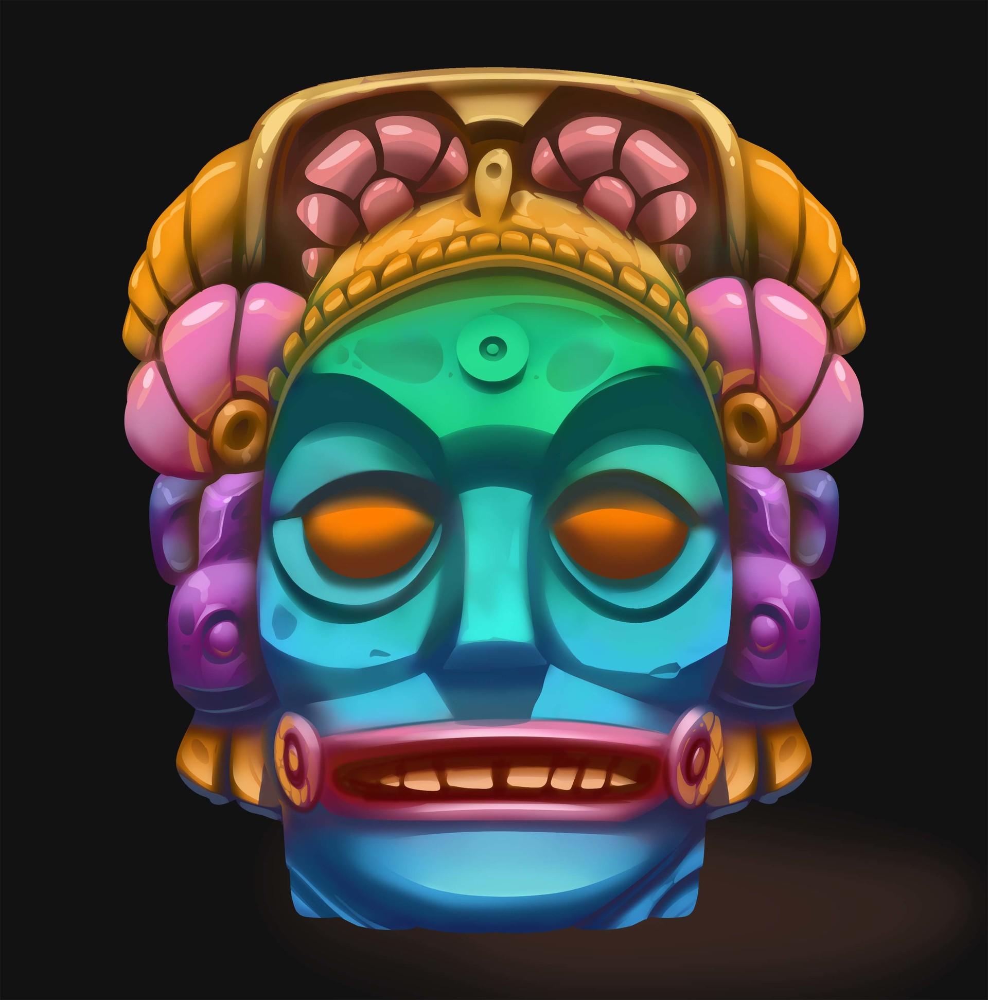 Sahil trivedi mayan sculpture4