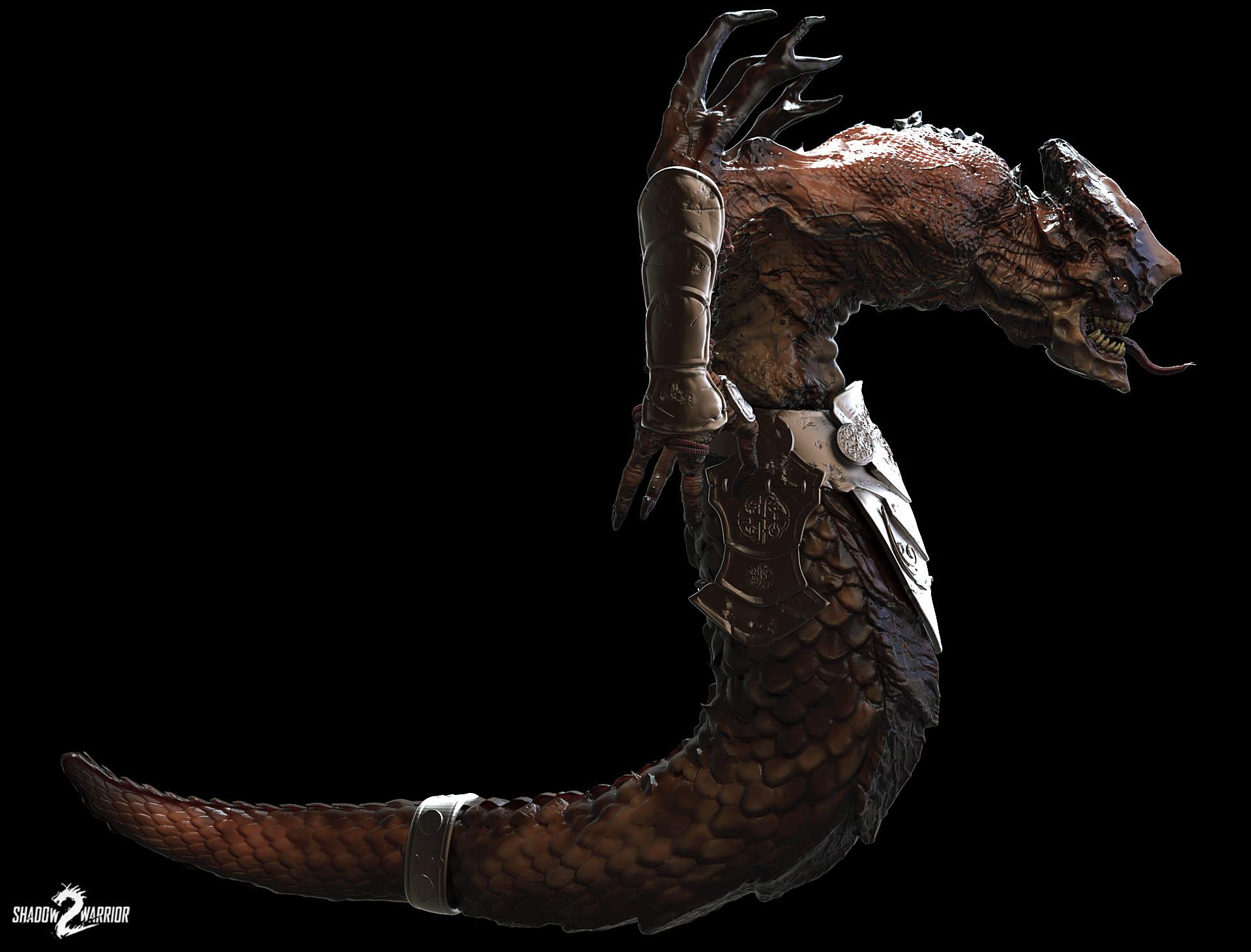 Pawel libiszewski serpent 01