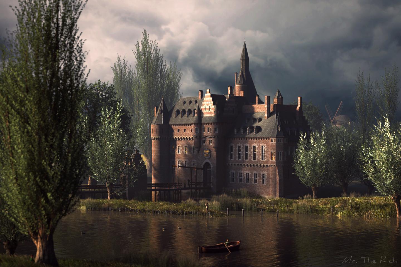 Castle Duurstede
