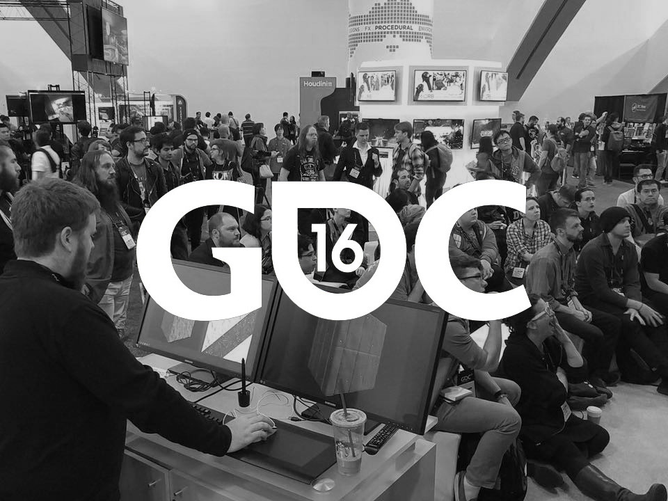Joshua lynch gdc 2016