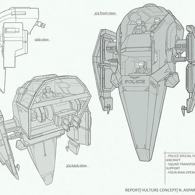 Nikolay asparuhov report vulture concept copy