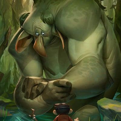 Max grecke trollhunter