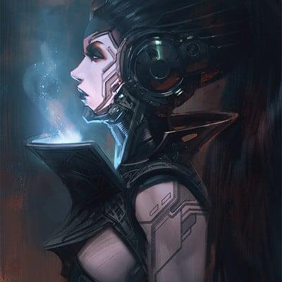 Daryl mandryk priestess