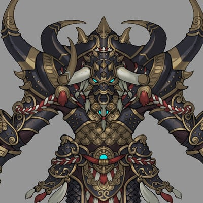 Chunyu lin 20151130 minotaur level 5 armor final compile