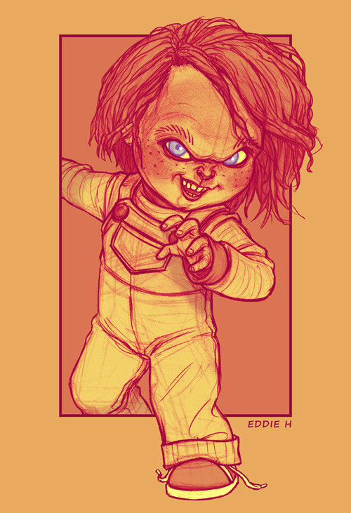 Eddie holly chucky 2