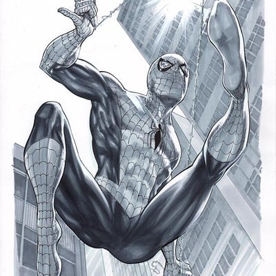 Marco santucci spiderman 02