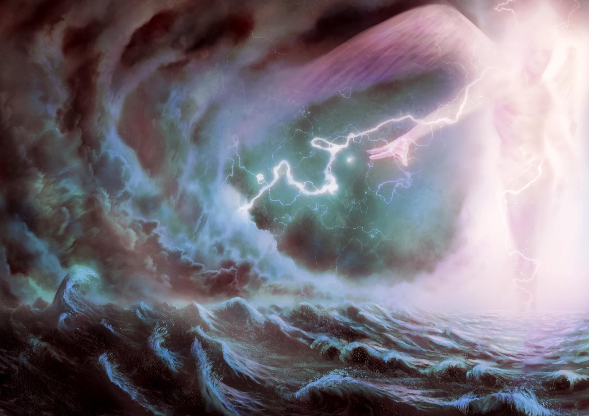 Julien lesne the storm