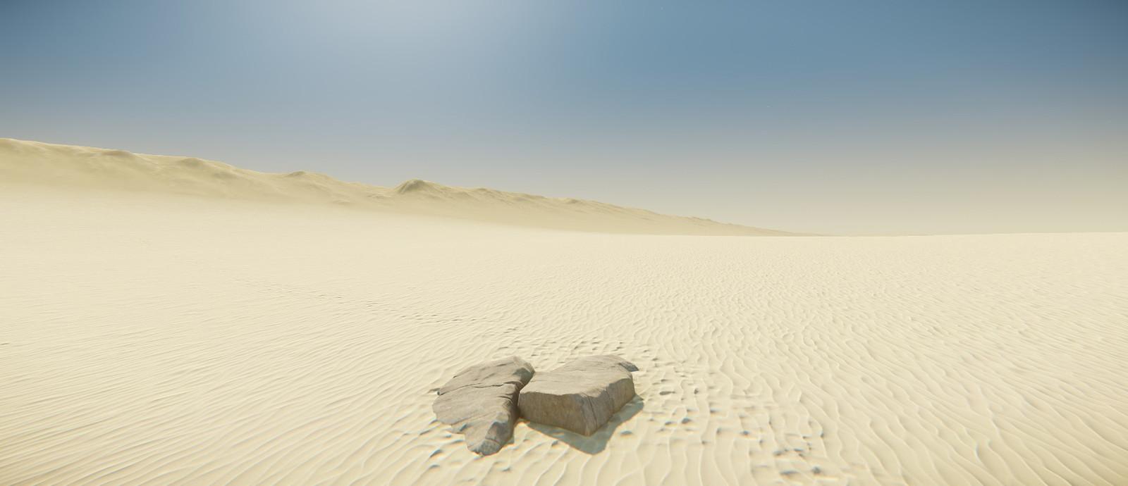 Cryengine terrain workflow test