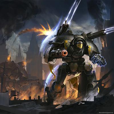 Akim kaliberda warlord final