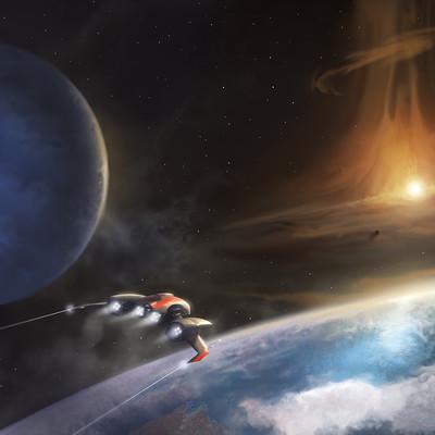 Michael rookard spaceflight f3