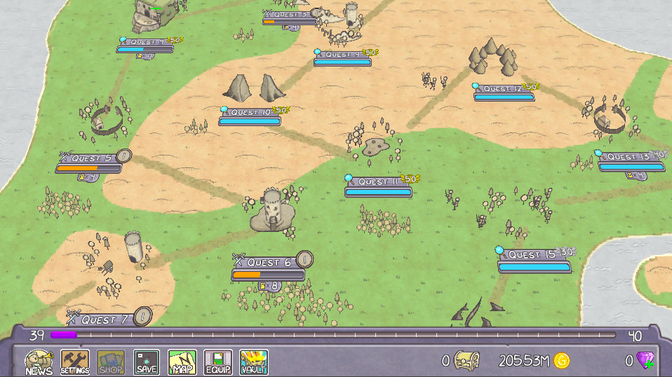 In-game Example