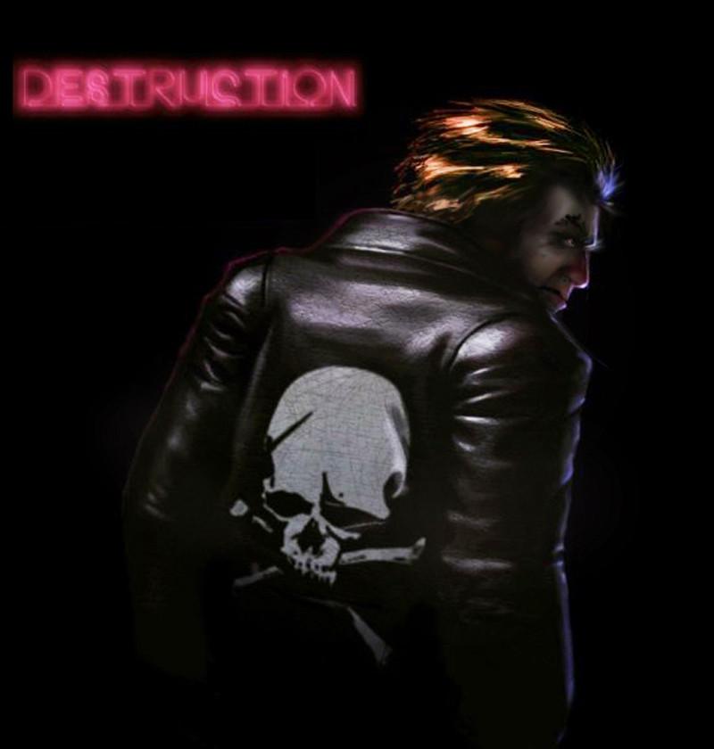 Michael jenkins destruction