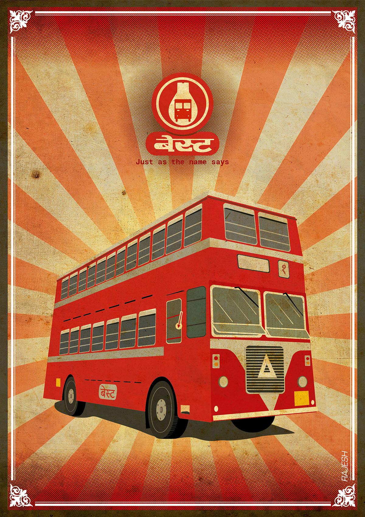 Rajesh sawant best bus 01